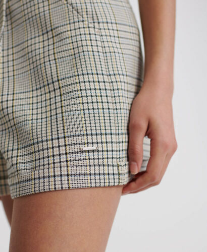 Superdry Womens Summer House Tailored Shorts