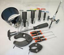 Hydraulic Cylinder Repair Tool Kit For Skid Steers Loaders Backhoes Etc