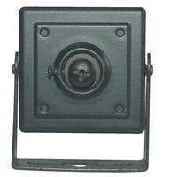 "Sunvision 650TVL Pinhole Mini Box Spy CCTV Camera 1/3"" Sony CCD 3.7mm Lens (50D)"
