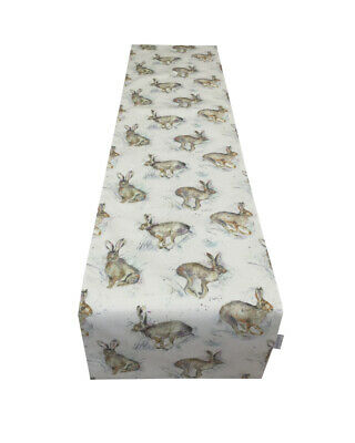 Voyage maison fabric Highland Coo digital Printed fully lined table//Bed runner