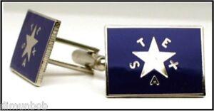 Texas-Historical-First-Flag-Cuff-Links-DeZavala-Flag