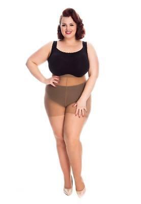 All Woman 20 Denier Short Ladies Plus Size Extra Large Tights XXXL UK Size 22-42