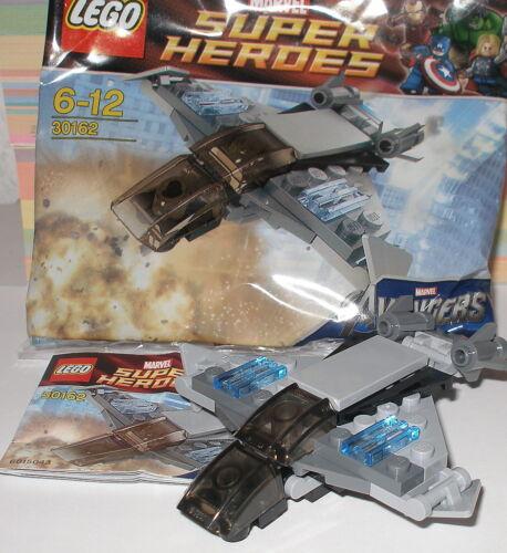 LEGO 30162 MARVEL super héros The Avengers Quinjet//vaisseau neuf dans sa boîte