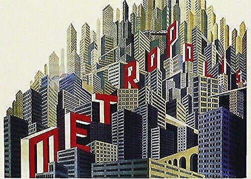 Metropolis (Ricostruito & Restored) DVD Nuovo DVD (EKA40321)