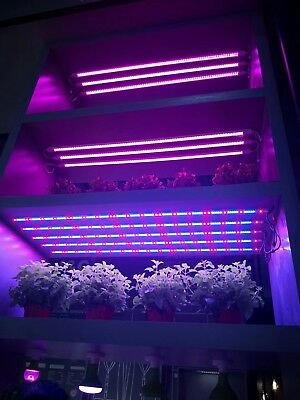 1X60w 640-660nm Osram 20V 3A LEDs 10S3P Copper base boards plant grow lamp OSLON