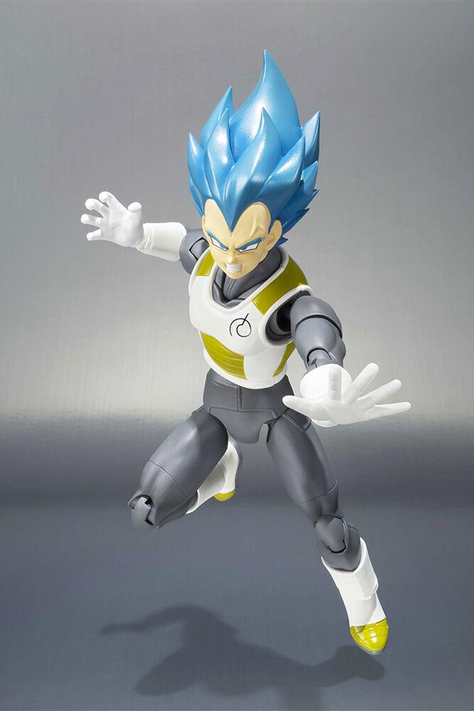 Dragon Ball-z Super SAIYAN god Vegeta SH sh figuarts Web exclusive Figure