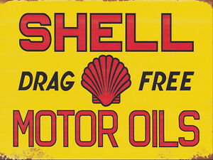 Shell Motor Oil METAL SIGN- 2 Sizes Available ideal for bar- pub- Man Cave dPpekuB6-09110925-969501874