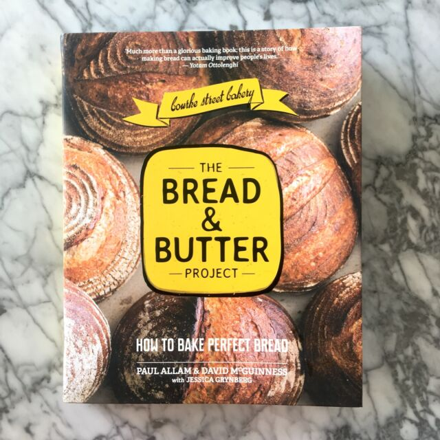 The Bread and Butter Project: How to Bake Perfect Bread by David McGuinness,...
