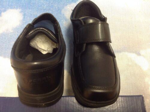 Sperry Top Sider Miles Hook /& Loop Leather School Uniform Oxford Kid Size 2.5W