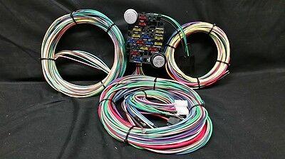 EZ Wiring Harness 21 circuit Hot Rod wiring harness | eBayeBay