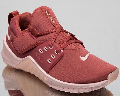 Nike Gratis X Metcon 2 Damen Trainieren Hell Redwood Schuhe Sneaker CD8526 866 | eBay