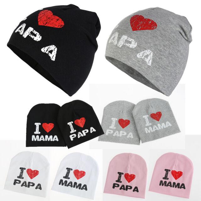 Unisex Cotton Beanie Hat for NewBorn Baby Boy/Girl Kids Soft Toddler Warm Cap