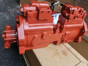 Kobelco SK200 Aftermarket Kawasaki excavator Pump K3V112DT-123R-