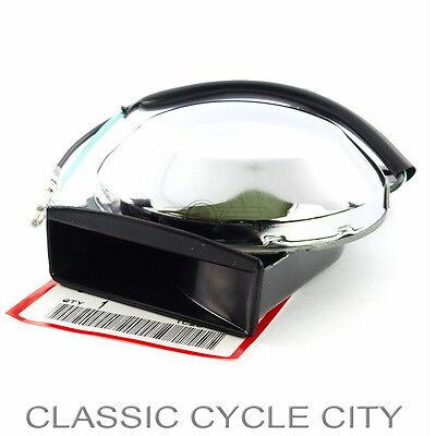 Honda CB 500 Four K0 K1 K2 Chrom Hupe Original Genuine Horn Assy Assembly