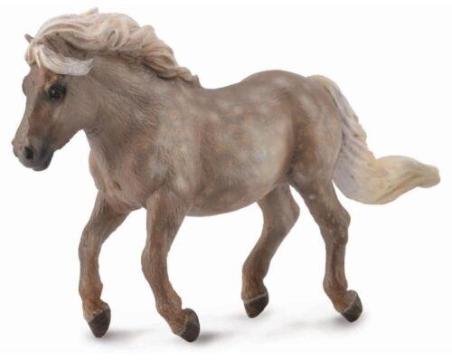 Collecta 88606 Shetland Pony Silver Dapple 10 cm Pferdewelt