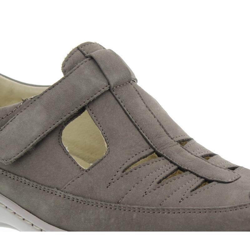 Bosque alfil Kya, Denver, Pietra, mitad zapato zapato zapato (velcro), ancho K 607501-191-088 c11e87