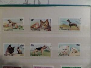 6 Briefmarken Pilipinas gestempelt Tiere - Bischofrode, Deutschland - 6 Briefmarken Pilipinas gestempelt Tiere - Bischofrode, Deutschland