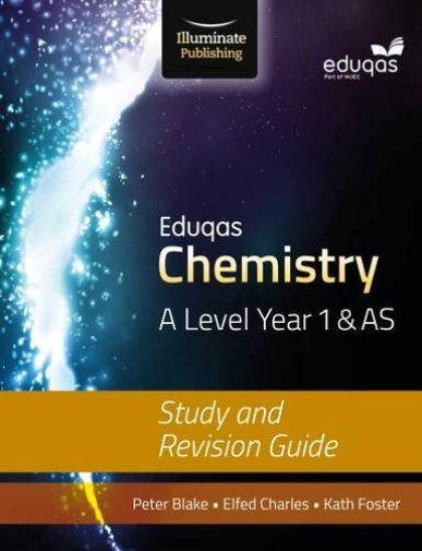 Blake, Peter-Eduqas Chemistry For A Level Year 1 & As: Study And Revis BOOK NEUF