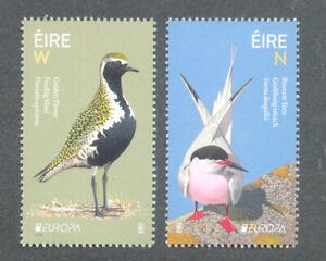 Irlande-oiseaux-europa 2019 Neuf Sans Charnière Set-europa 2019 Mnh Set Fr-fr Afficher Le Titre D'origine En Voyageant