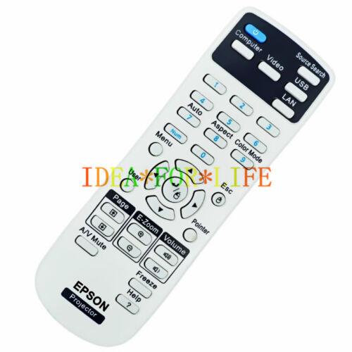 EPSON REMOTE CONTROL EX3210 EX5210 EX7210 PowerLite 1221 1261W 1850W #T5214 YS