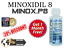 Minoxidil-Minox-P8-6-1-MESI-RICRESCITA-CAPELLI-HAIR-LOSS-TREATMENT-FOLIGAIN-NEW miniatura 1