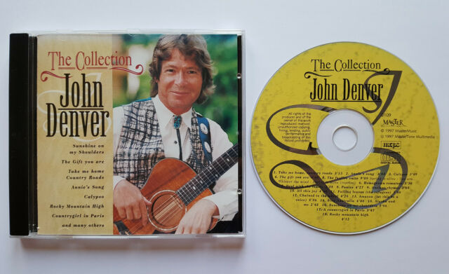 ⭐⭐⭐⭐ The Collection ⭐⭐⭐⭐ John Denver ⭐⭐⭐⭐ 18 Track CD Album 1997 ⭐⭐