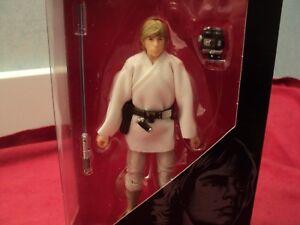 Hasbro-6-034-Star-Wars-Luke-Skywalker-action-figure-new-in-box-034-The-Black-Series-034