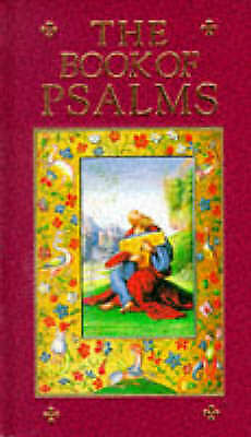 THE BOOK OF PSALMS in the Authorized Version, Holy Bible, Very Good 0712629084