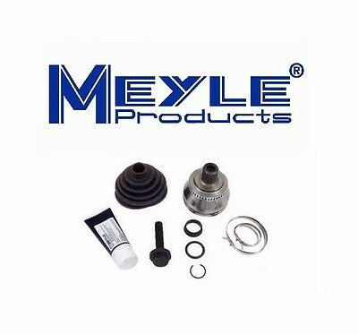 NEW Audi A4 A6 S4 Volkswagen Passat Front Outer Drive Shaft CV Joint Kit Meyle