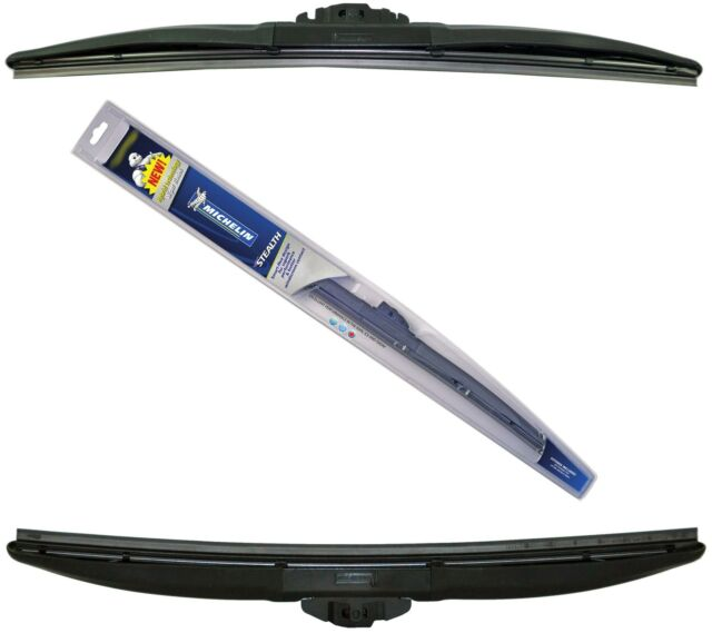 Genuine MICHELIN STEALTH Hybrid Front Wiper Blades Set 560mm/22'' + 560mm/22''
