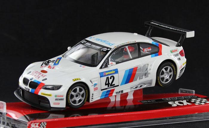SCX Ref. A10156X300 BMW M3 GT2 CROWNW PLAZA new new 1 32