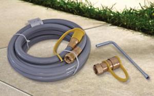 Renewed 3 Embers ACC6000AF Natural Gas Conversion Kit