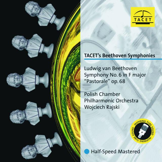 TACET's Beethoven Symphonies: Beethoven - Symphony No. 6 180g LP