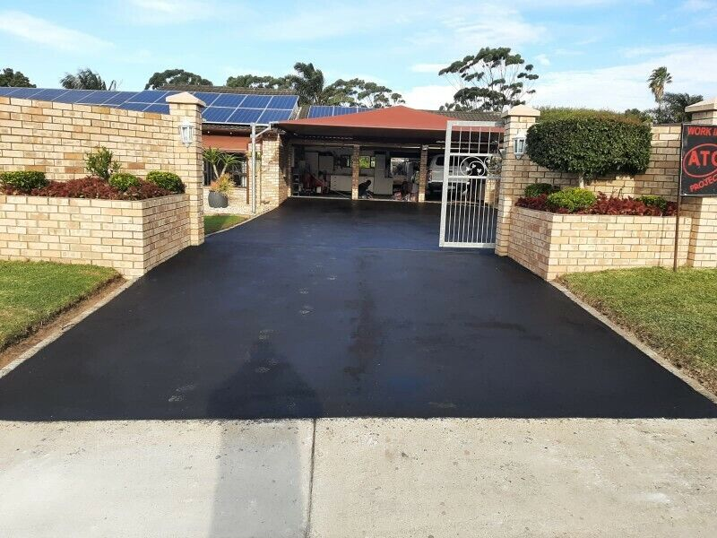 Residential and commercial tarring