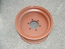 Tractor Amp Equipment Heavy Duty Wheel Rim 16 X 8 With 38 Center Plate 6 6 Lugs