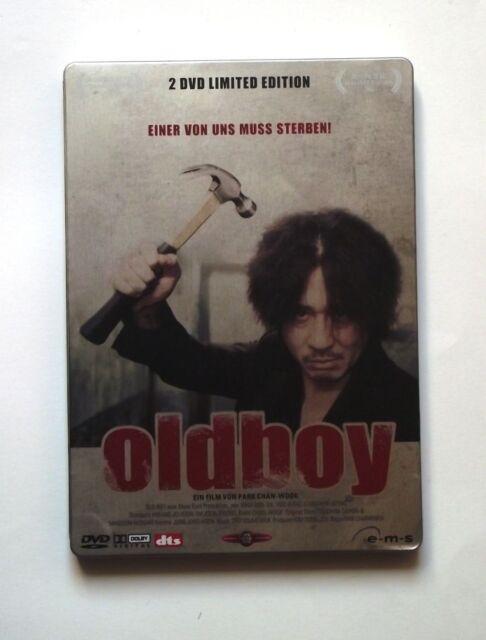 Oldboy / Limited Steelbook