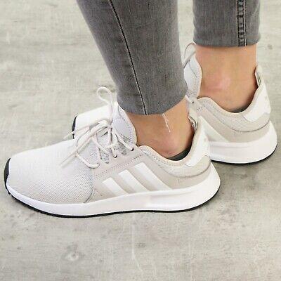 Adidas Originals X/_PLR Junior Sneaker Kinder Damen Schuh Schwarz CG6825