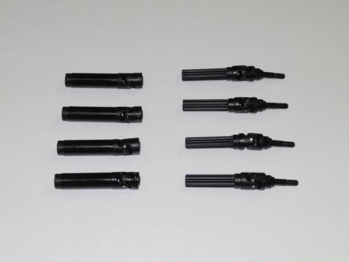 NEW TRAXXAS 1//16 E-REVO Axles Set of 4 VXL RE3