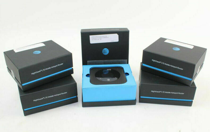 NEW AT&T, Netgear Nighthawk M1 MR1100 HotSpot Mifi  Jetpack LTE . Buy it now for 184.01