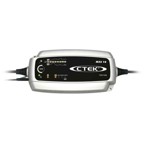 CTEK MXS 10 Battery Charger 20-200Ah Charging Race//Rally//Motorsport