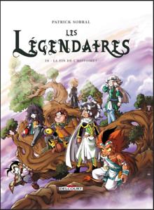 BD Les Légendaires Tome 18 La Fin de l'Histoire Sobral ...