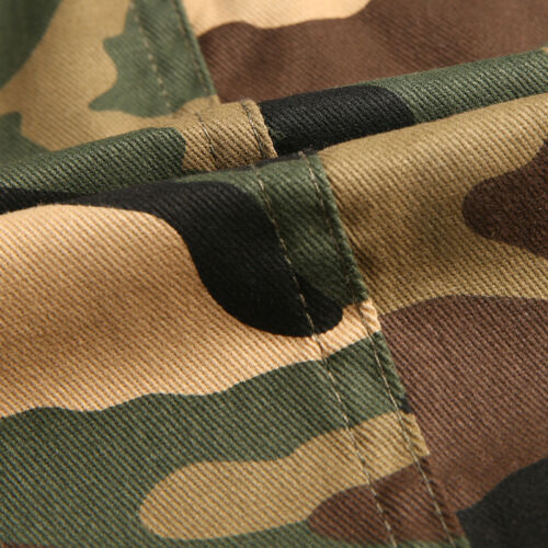 Women Military Jackets Full Sleeves Army Camouflage Coats Plus Sizes Lightweight