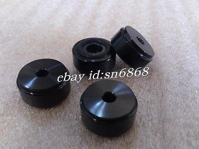 Aluminum feet//foot pads for amplifer//dac D:44mm H:17mm model B ZM 4pcs Silver