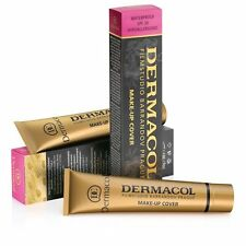 DERMACOL Make-up cover base..Various shades..Free ship