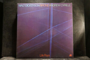 Walt-Dickerson-Sirone-Andrew-Cyrille-Life-Rays