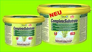 Substrats complets 10kg Tetraplant sol Nutrient medium F 200-240l Nouveau Endepo en fer