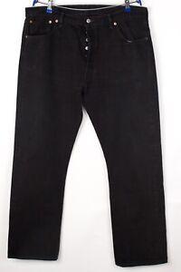 Levi's Strauss & Co Herren 501 Gerades Bein Jeans Größe W40 L30 BCZ977