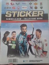 Komplettset EBEL Stickers 2016/17 320 Sticker Eishockey Österreich Citypress