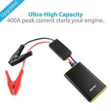 BESTEK 8000mAh Car Auto Jump Starter 400A Battery Charger Emergency Power Supply