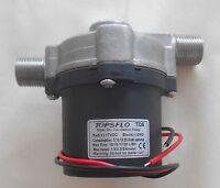 Topsflo Td5 - Stainless Steel Solar Hot Water Dc Circulation Pump 12v